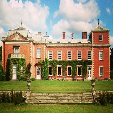 Euston Hall Tours and Gardens Open