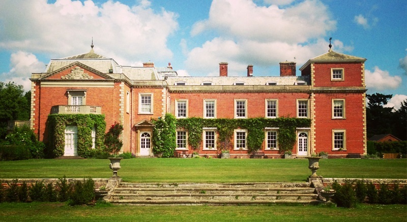 Euston Hall Open Garden
