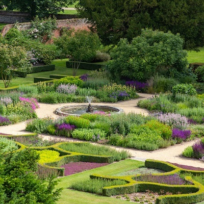 Euston Hall Gardens Open