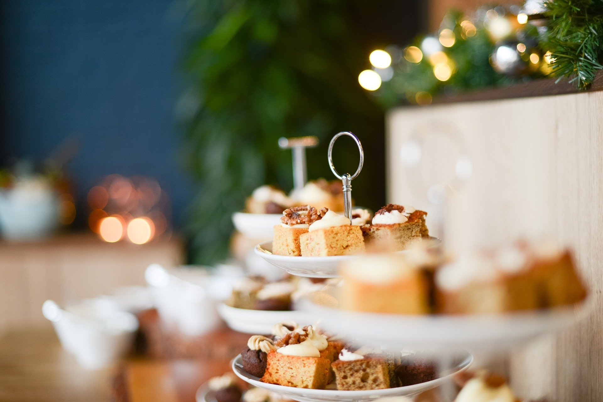 Enjoy a Festive Afternoon Tea!
