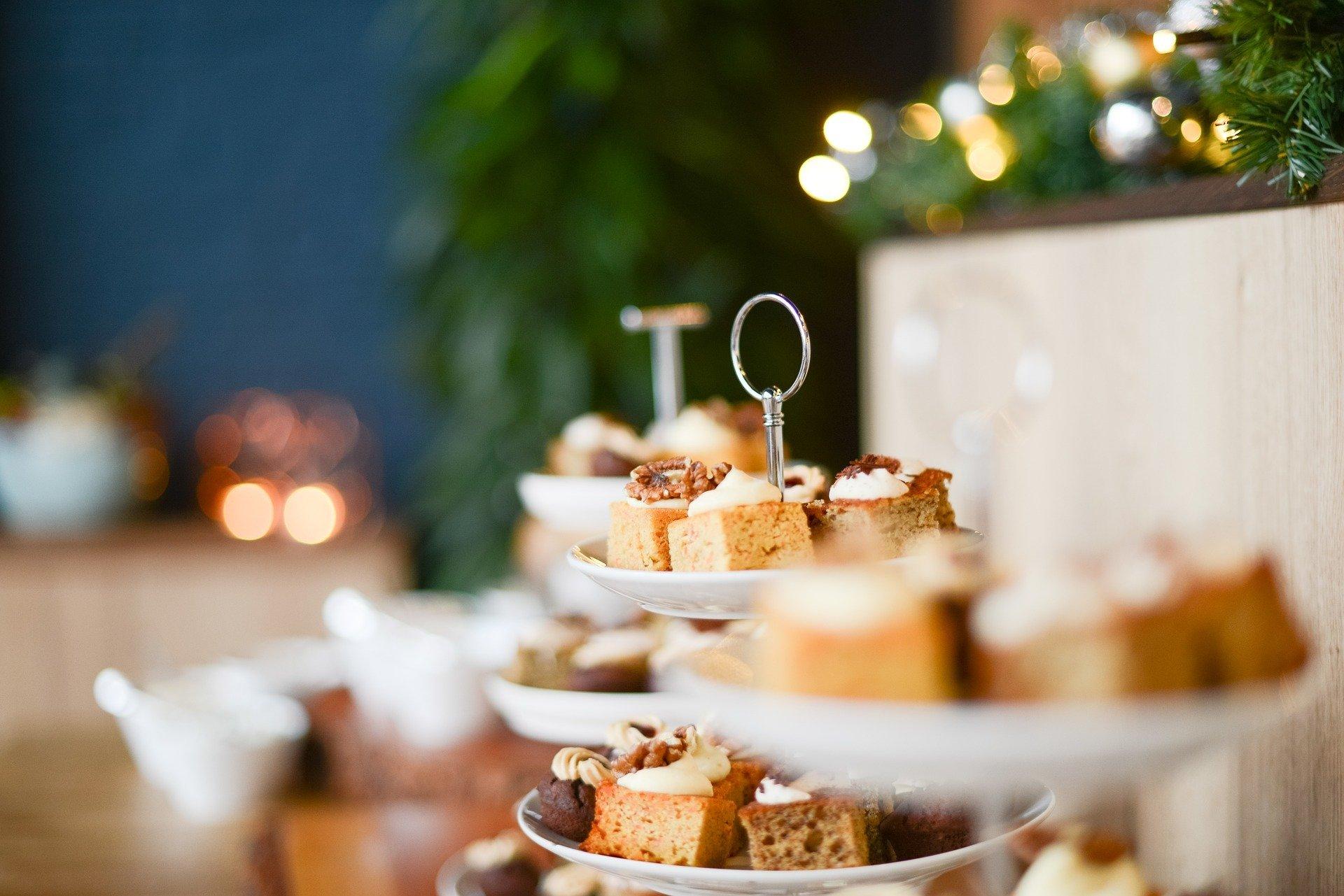 Enjoy a Festive Afternoon Tea!