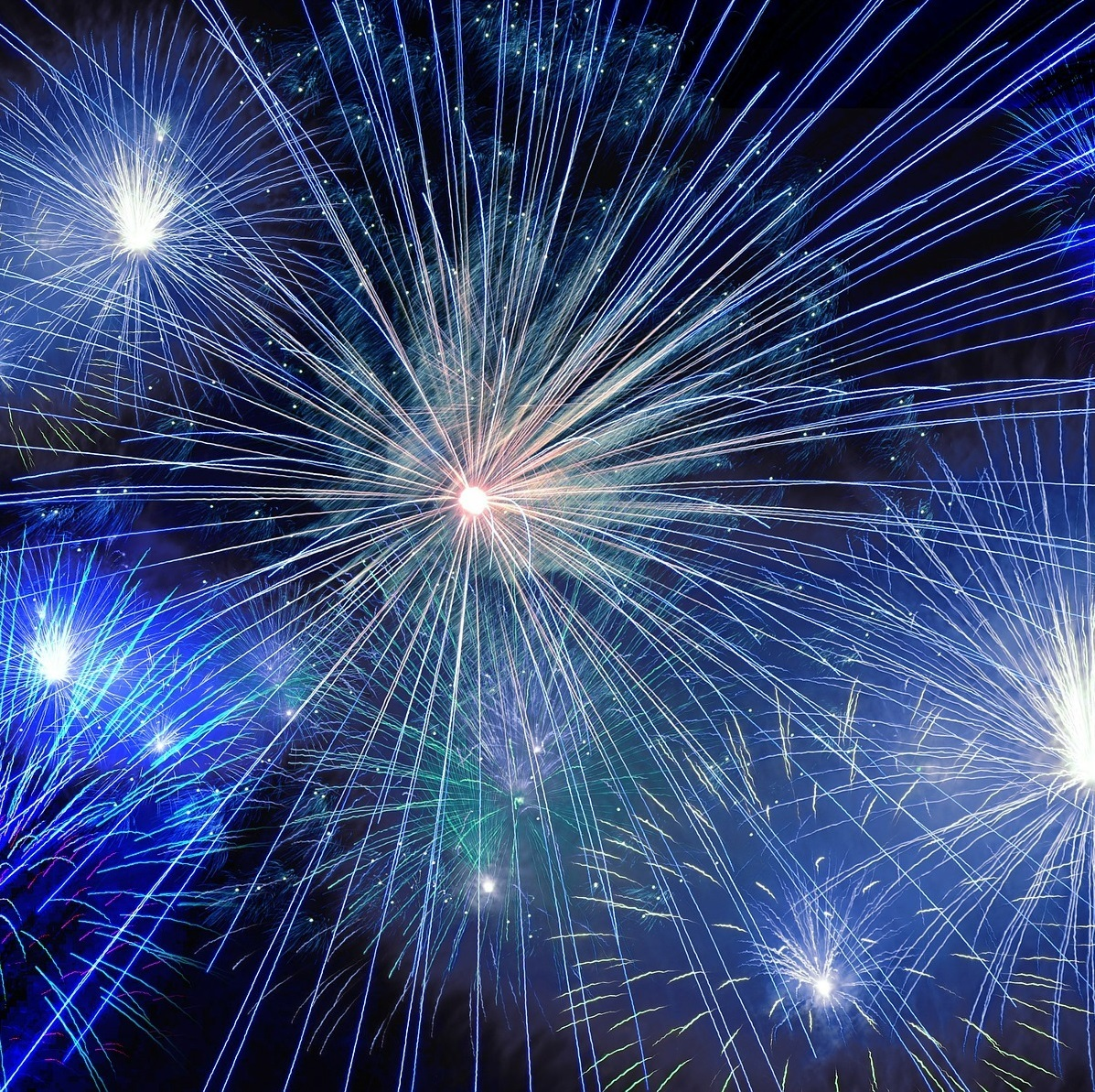 Fireworks Displays in Bury St Edmunds & Beyond