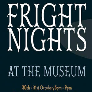 Fright Nights at the Museum