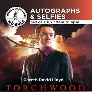 Meet Gareth David Lloyd (Torchwood)
