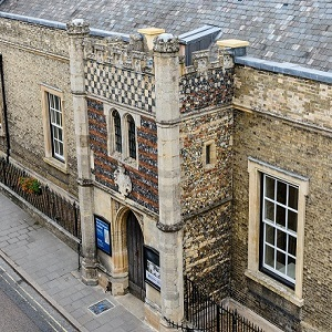 Guided Tours of Bury St Edmunds Guildhall
