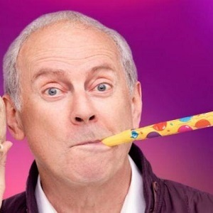 Gyles Brandreth Break A Leg!