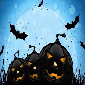 Halloween Trail at Nowton Park