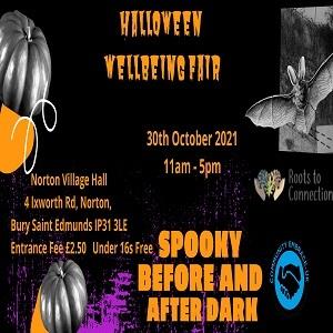 Halloween Wellbeing Fair