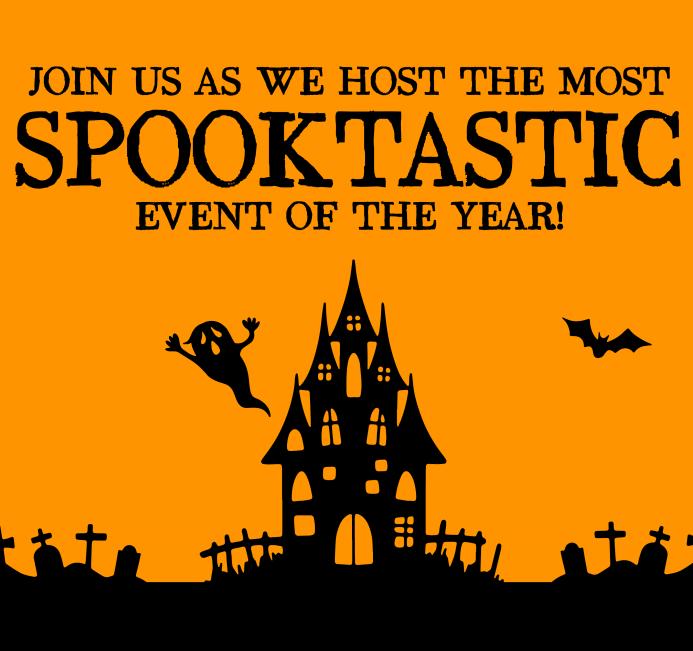 Spooktastic Halloween