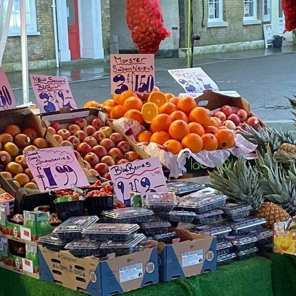 Haverhill Christmas Market