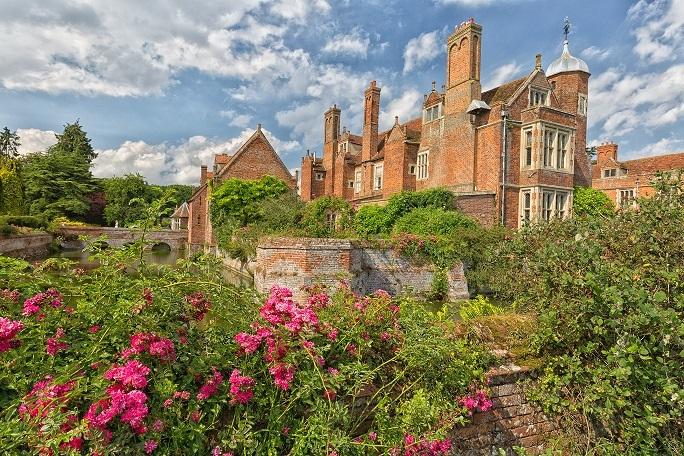 Kentwell Hall Gardens Reopen