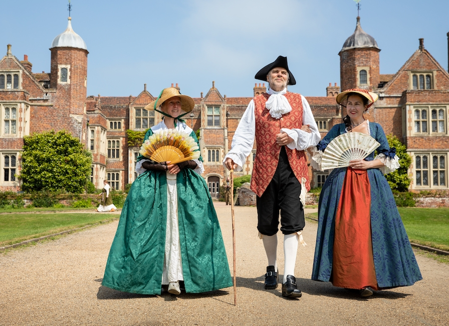 Kentwell Everyday Life through the Ages - May 25-27