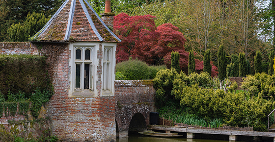 Gardens Open at Kentwell Hall