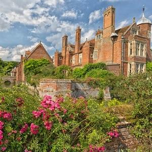 Kentwell Hall Gardens Open