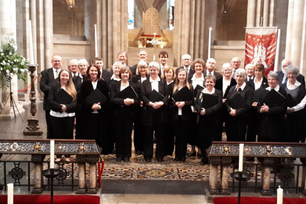 Kirbye Voices Concert – Breaking the Silence