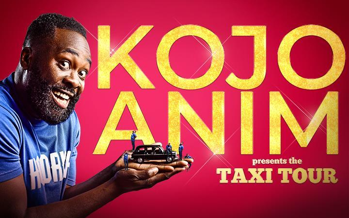 Kojo Anim: The Taxi Tour