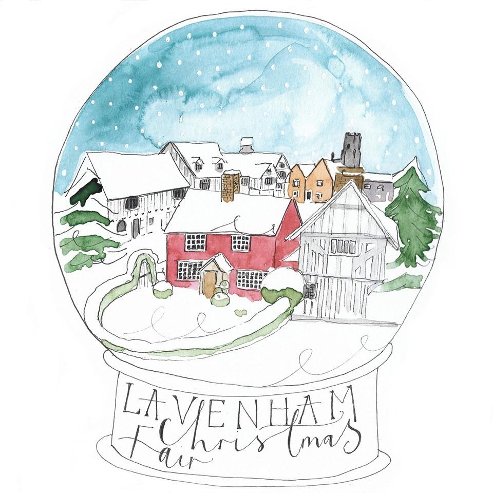 Lavenham Christmas Fair 2019