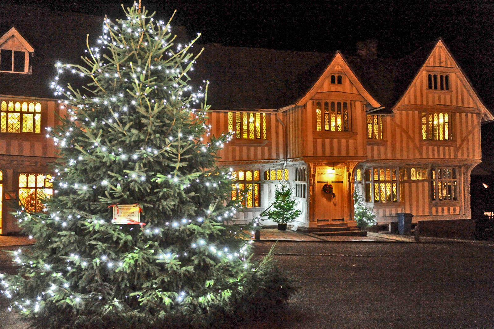 Lavenham Christmas Fair - December 7-9