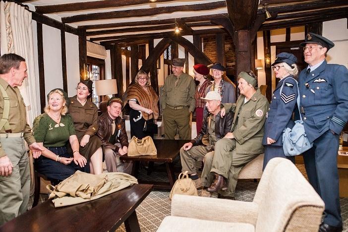 1940s Lavenham Commemorative Weekend 2019 - May 17-19