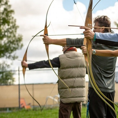 Longbow Experience at Clare Castle Country Park