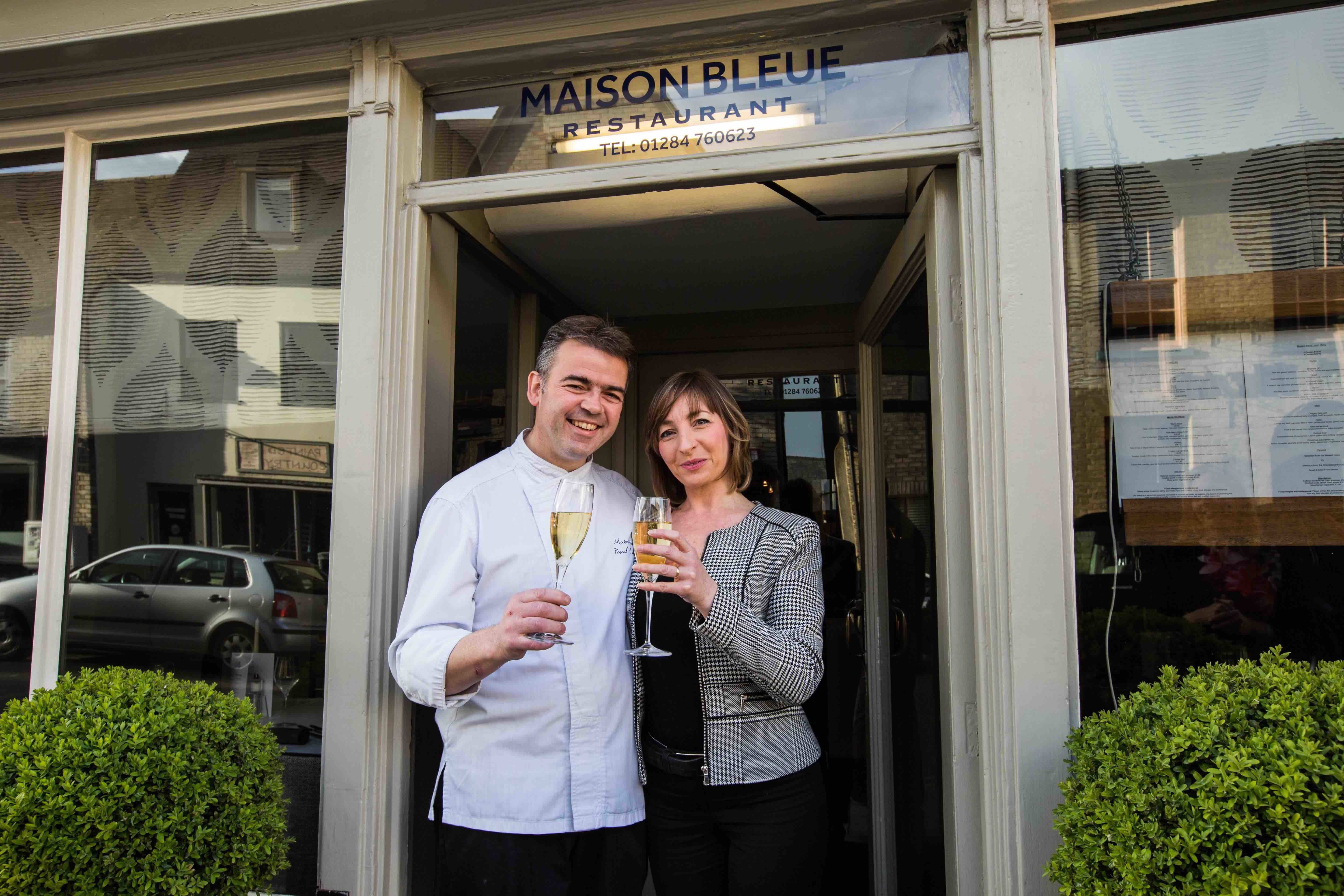 Maison Bleue Wins TripAdvisor Travel Award