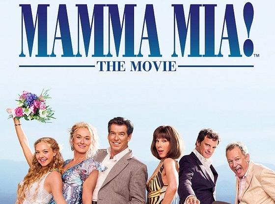 Big Outdoor Cinema at Clare Castle - Mamma Mia