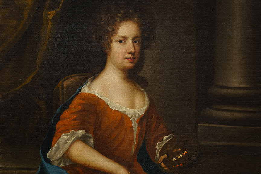 'Observations' the Mary Beale Collection at Moyse's Hall Museum