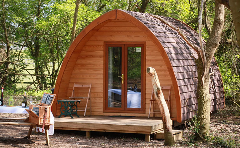 Go Glamping in Bury St Edmunds and Beyond