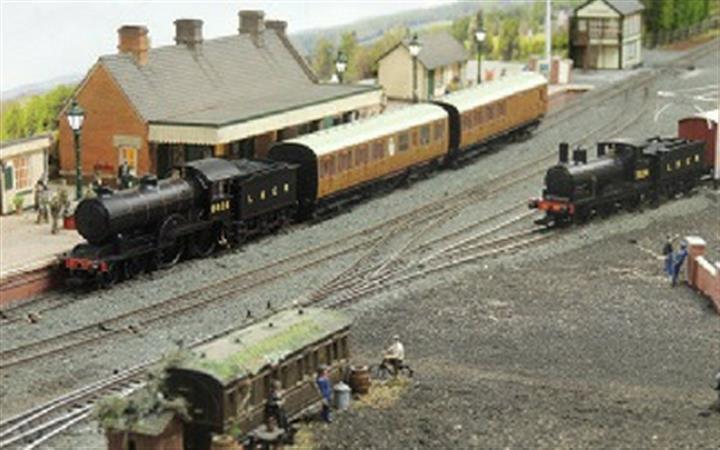 Bury St Edmunds Model Railway Exhibition 2019