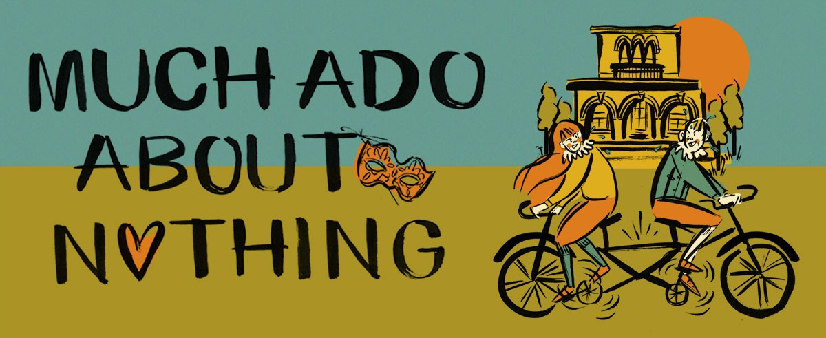 Shakespeare's 'Much Ado About Nothing' with the HandleBars