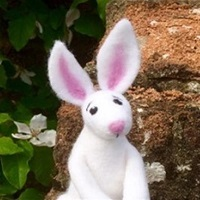 Needle Felting Workshop - The White Rabbit