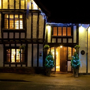 New Year's Eve at The Swan Lavenham