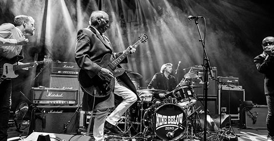 Blues, Rhythm and Rock Festival - Let the Music Speak!