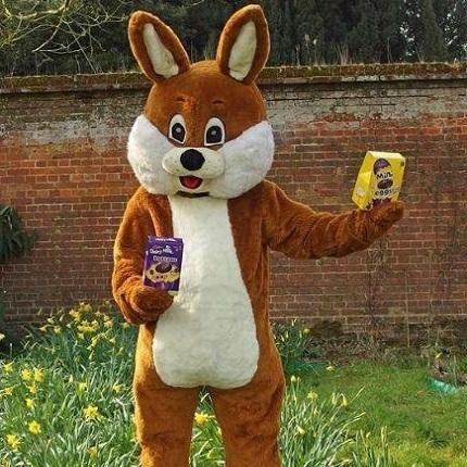 Nowton Park's Amazing Easter Egg Hunt
