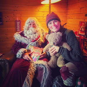Santa's Grotto Online at Blackthorpe Barn