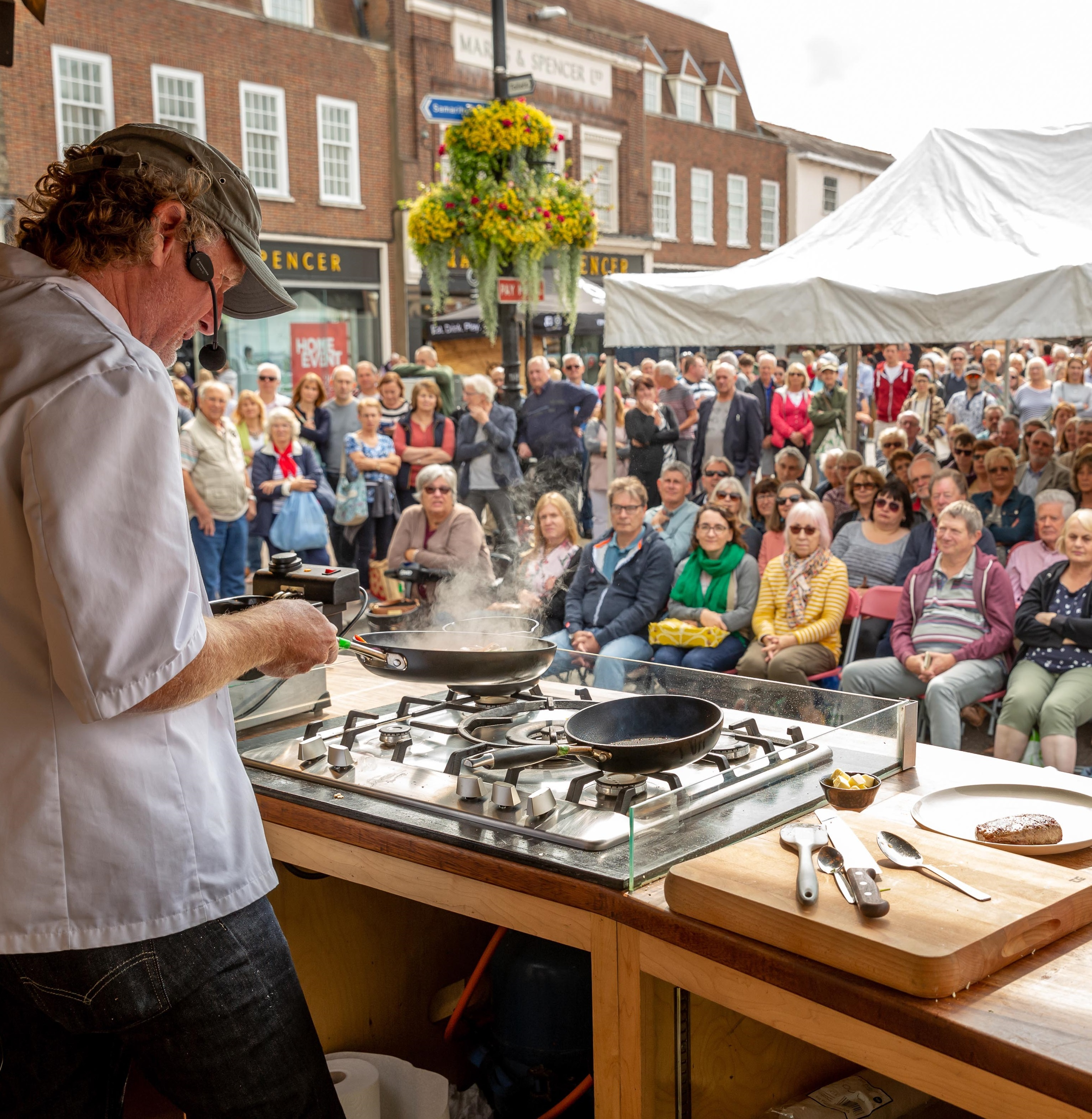 Our Bury St Edmunds Food and Drink Festival 2019 - August 25 & 26
