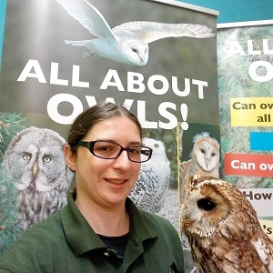 Webinar: All about Owls with Suffolk Owl Sanctuary