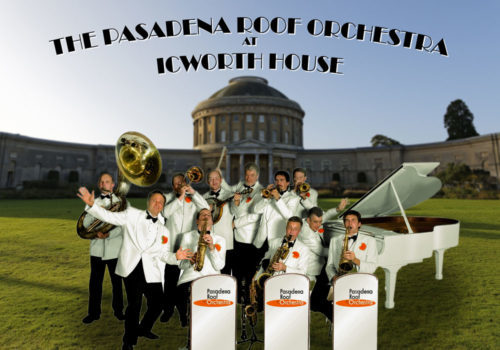 Pasadena Roof Orchestra at Ickworth House