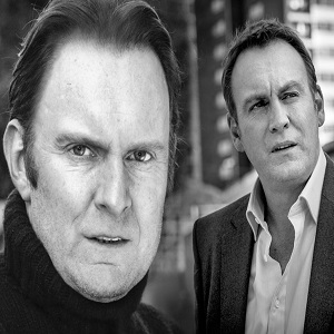Philip and Robert Glenister – in conversation with Libby Purves