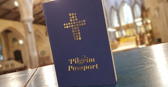 Collect your Pilgrim Passport!