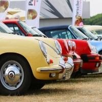 Porsche Day at Kentwell Hall