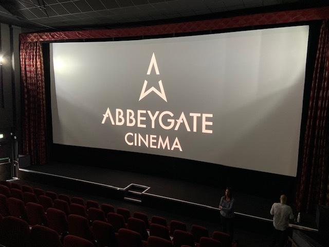 New Cinema Screen Opens in Bury St Edmunds