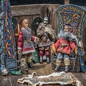 "Rattlebox Theatre Company presents ""Beowulf"""