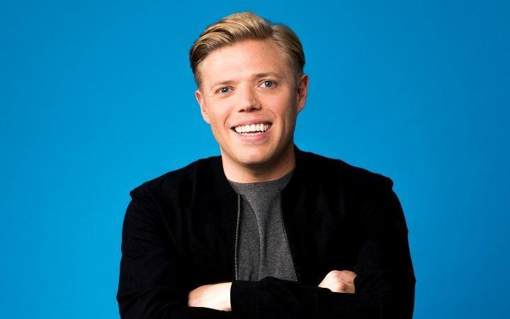 SOLD OUT! Rob Beckett - Work In Progress
