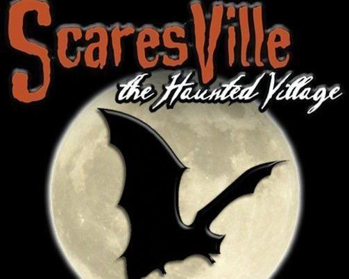 Scaresville - The Haunted Village - October 3-31