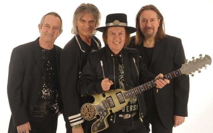 Slade Christmas Tour 2021