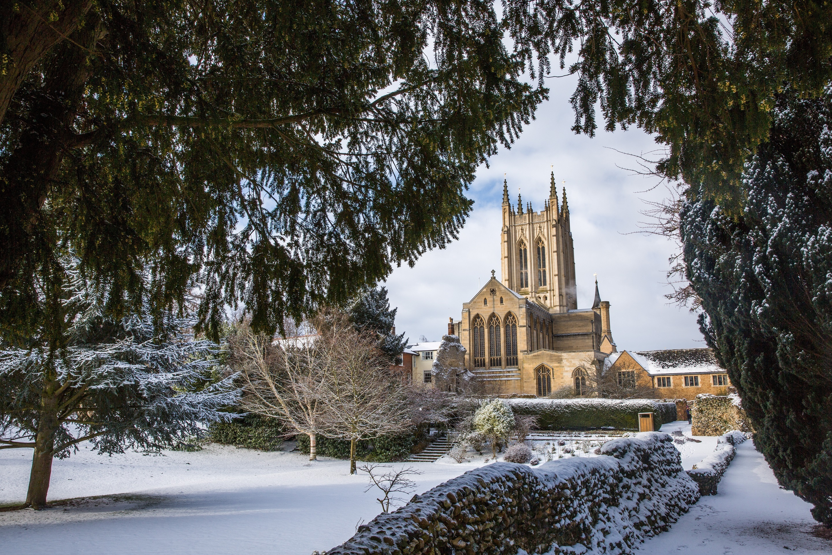 Christmas Stays in Bury St Edmunds & Beyond