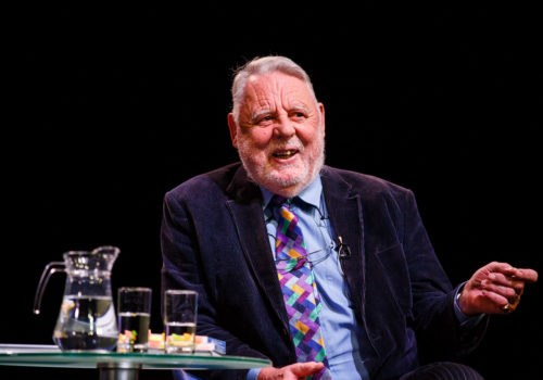 Terry Waite CBE in Conversation with Martin Bell OBE