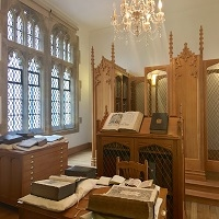 Discover the Country's Oldest Parish Library