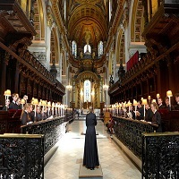 The Chapel Choir Of Selwyn College, Cambridge